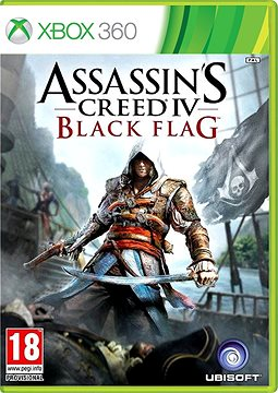 Assassins Creed IV: Black Flag - Xbox 360