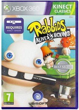 Raving Rabbids Alive & Kicking (Kinect ready) - Xbox 360