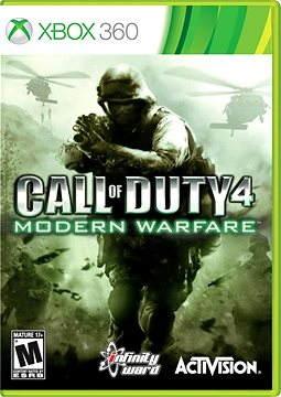 Call of Duty: Modern Warfare - Xbox 360