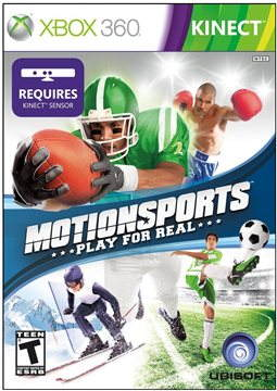 MotionSports (Kinect ready) - Xbox 360