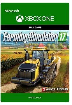 Farming Simulator 2017 - Xbox One DIGITAL