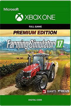 Farming Simulator 2017 Premium Edition - Xbox One DIGITAL