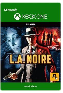 L.A. Noire - Xbox One Digital