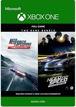 Need for Speed Deluxe Bundle - Xbox One Digital
