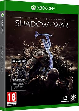 Middle-Earth: Shadow of War - Xbox One