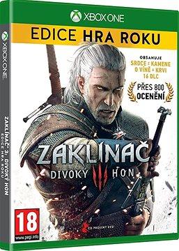 The Witcher 3: Die Wilde Jagd - Spiel des Jahres CZ Xbox One