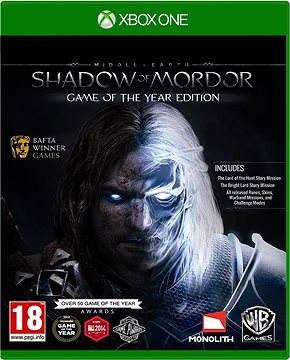 Middle Earth: Shadow Of Mordor Game of The Year Edition - Xbox One