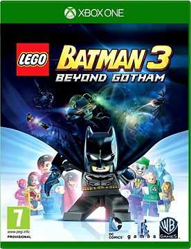 Konsolen Spiel LEGO Batman 3 - Beyond Gotham - Xbox One