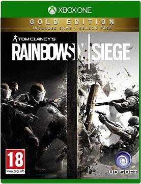 Tom Clancys Rainbow Six: Siege Gold Edition - Xbox One