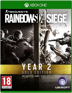 Tom Clancys Rainbow Six: Siege Gold Edition Session 2 - Xbox One