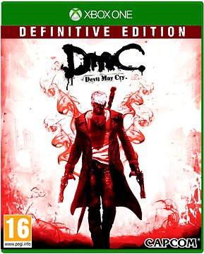 DMC - Devil May Cry Definitive Edition - Xbox One