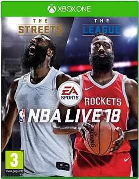 NBA Live 18 - Xbox One