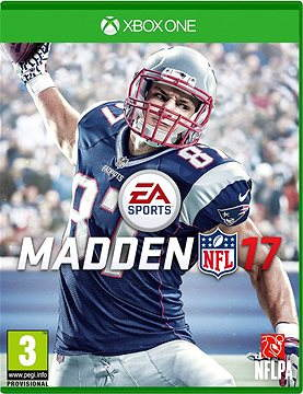Madden 17 - Xbox One