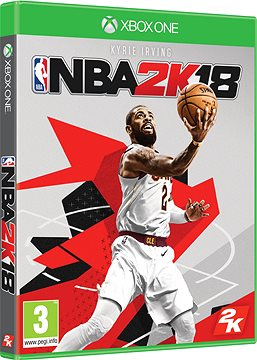 NBA 2K18 - Standard Edition - Xbox One
