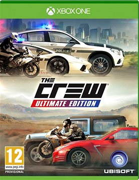 The Crew Ultimate Edition Xbox One Konsolenspiel
