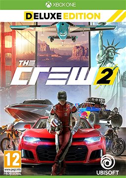The Crew 2: Deluxe Edition - Xbox One