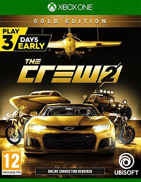 The Crew 2: Gold Edition - Xbox One