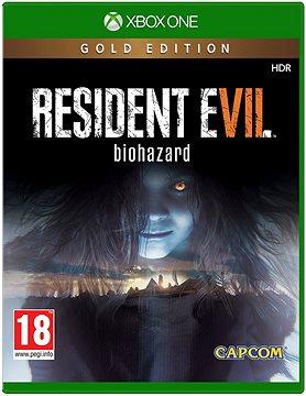 Resident Evil 7: Biohazard Gold Edition - Xbox One