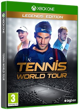 Tennis World Tour - Legendäre Ausgabe - Xbox One