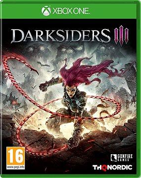 Spiel für die Konsole Darksiders 3 - Xbox One