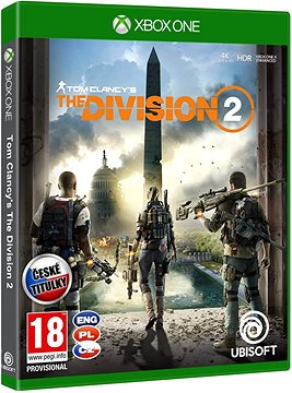 Die Division 2 - Xbox One