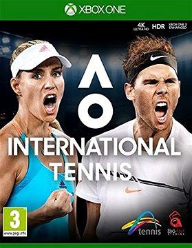 AO International Tennis - Xbox One