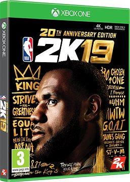 NBA 2K19 - 20. Jubiläumsausgabe - Xbox One