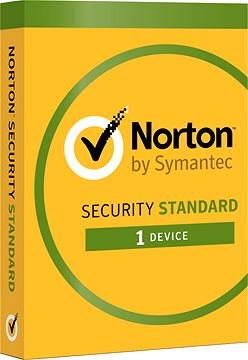 Symantec Norton Security Standard 3.0 CZ elektronische Lizenz, 1 Benutzer, 1 Gerät, 12 Monate (elektronische Lizenz)