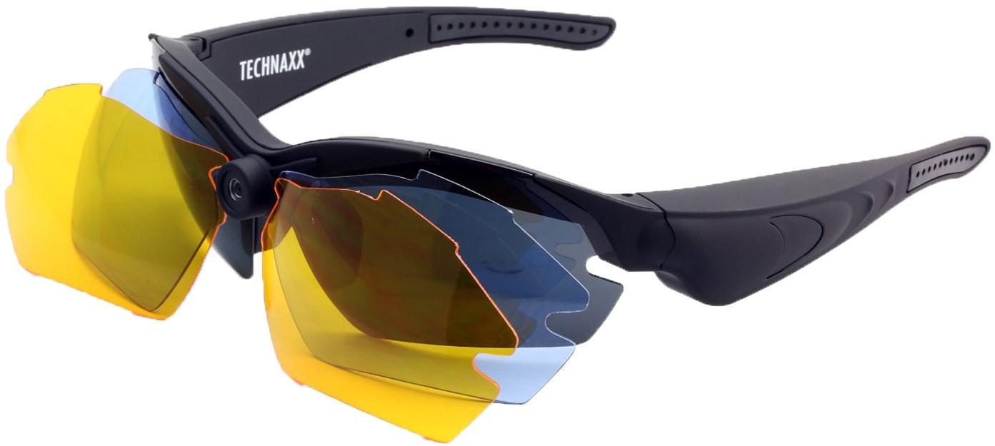TECHNAXX Action Sun Glasses Full HD 1080p
