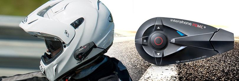 Das perfekte Kommunikationsgerät für Motorradfahrer