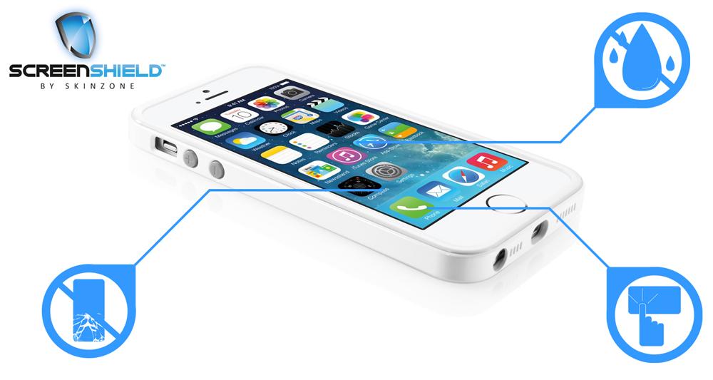 Fortgeschrittener Display Schutz für Ihr Smartphone