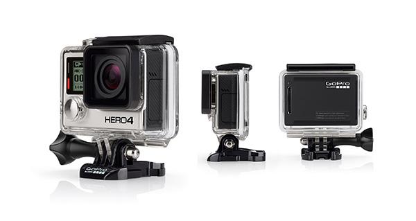 GoPro HERO4: Neudefinition extreme Aufnahmen