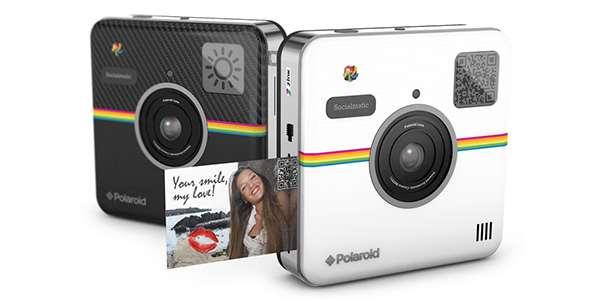 Polaroid ist zurück in Hochform