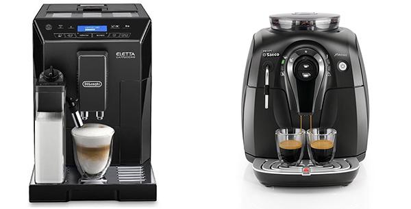 Köstlicher Espresso mit Ihren Lieblingskaffeebohnen