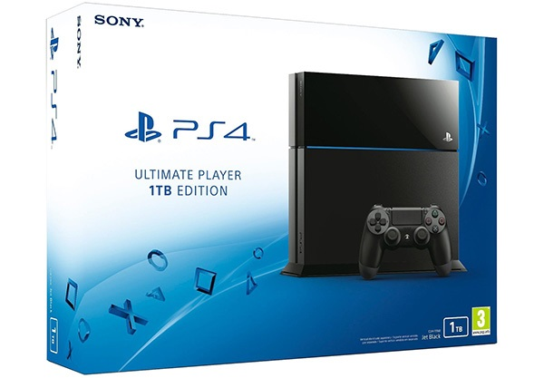 Sony Playstation 4 Ultimate Player Edition