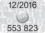Revalidační známka ISIC
