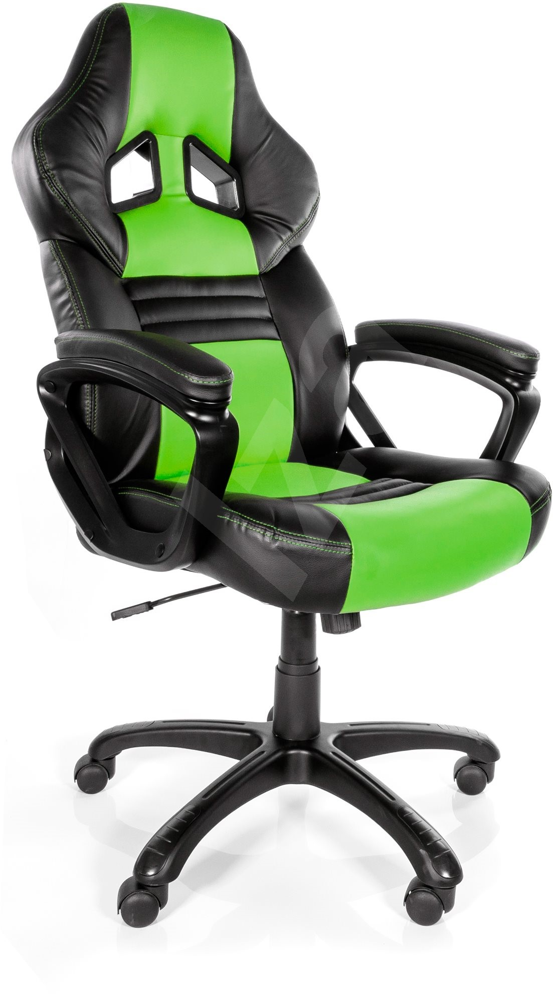 arozzi monza green gaming st hle. Black Bedroom Furniture Sets. Home Design Ideas