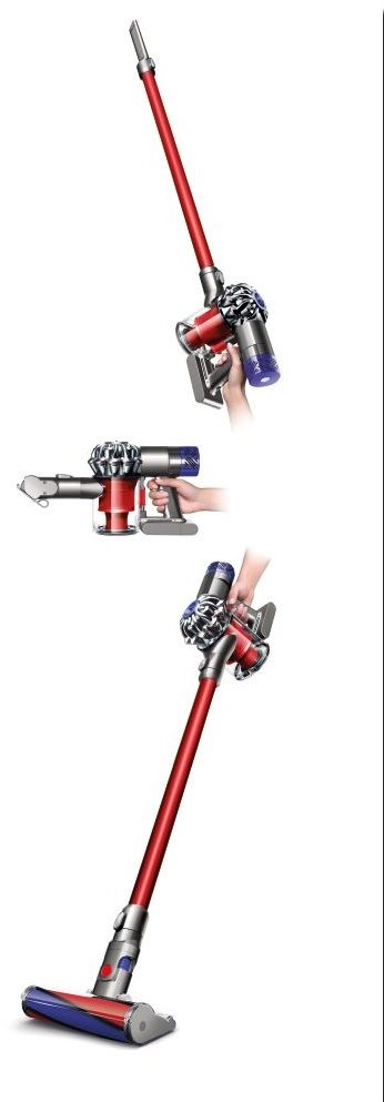 dyson v6 total clean akku handstaubsauger. Black Bedroom Furniture Sets. Home Design Ideas