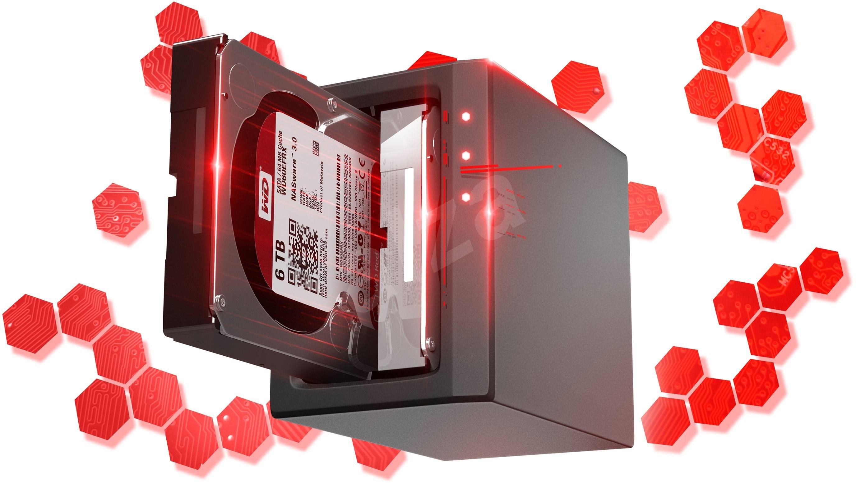 western digital red 4tb festplatte. Black Bedroom Furniture Sets. Home Design Ideas