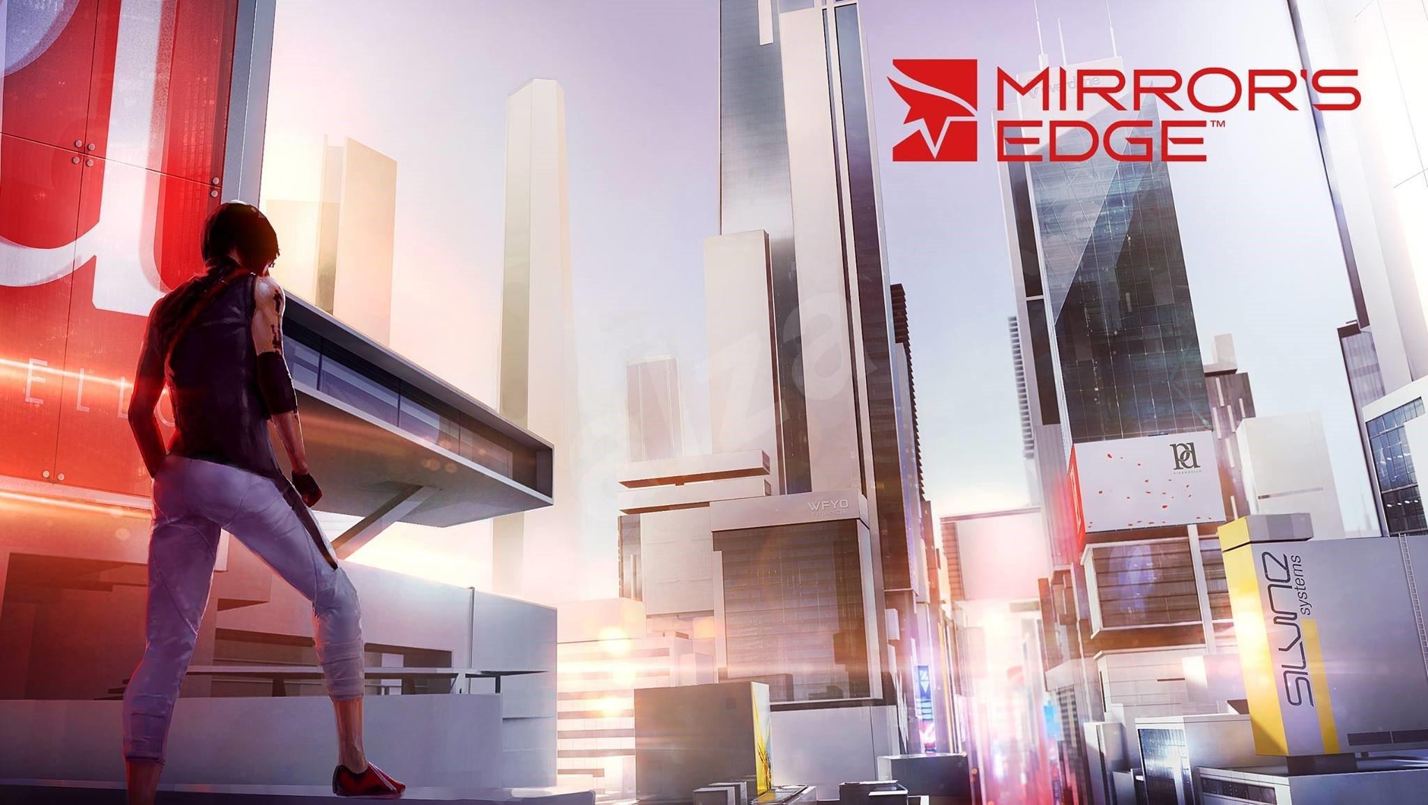 mirror 39 s edge 2 catalyst ps4 spiel f r die konsole. Black Bedroom Furniture Sets. Home Design Ideas