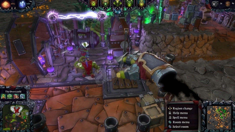 dungeons 2 ps4 spiel f r die konsole. Black Bedroom Furniture Sets. Home Design Ideas