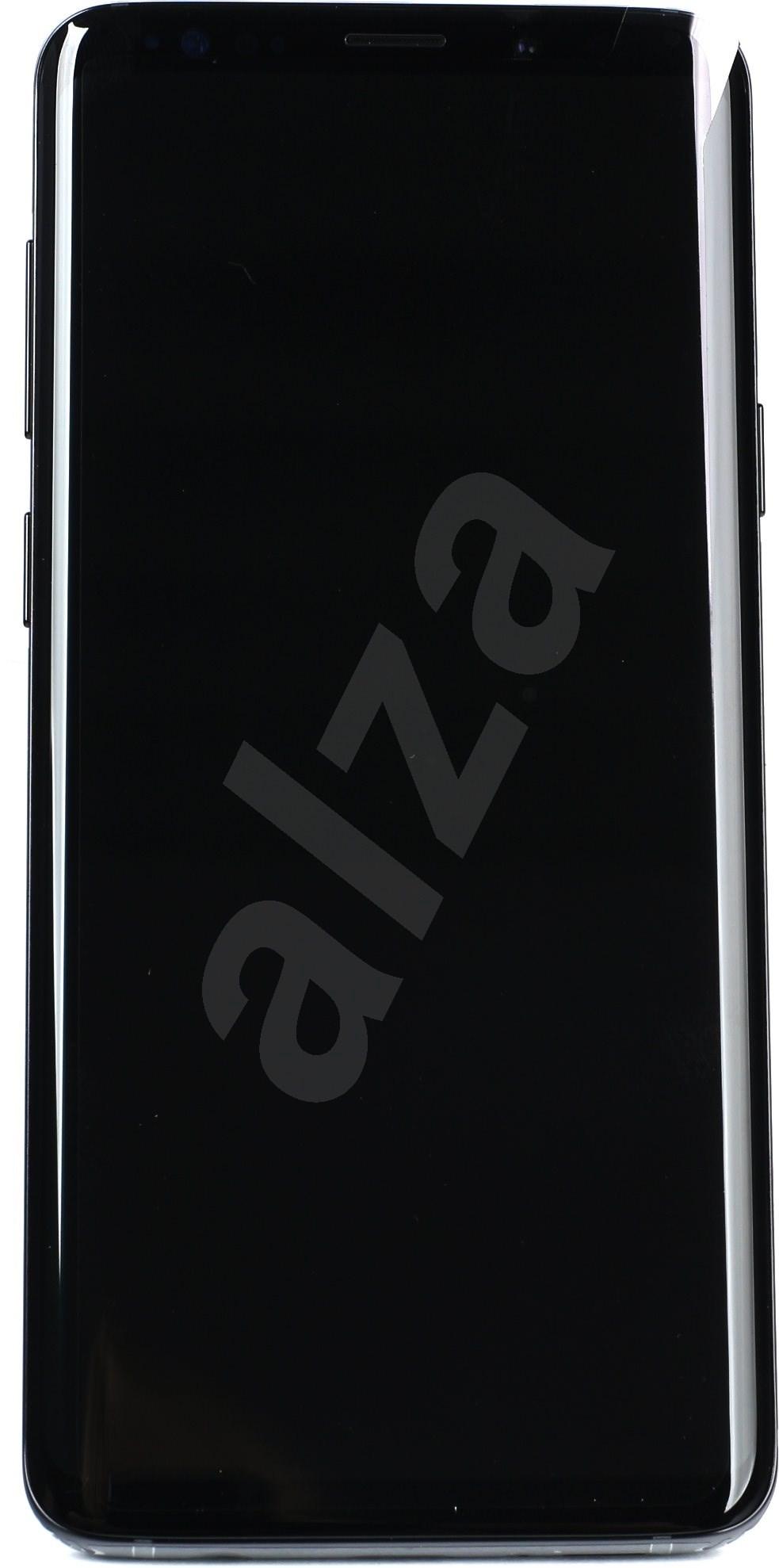 samsung galaxy s9 256 gb schwarz ohne sim lock