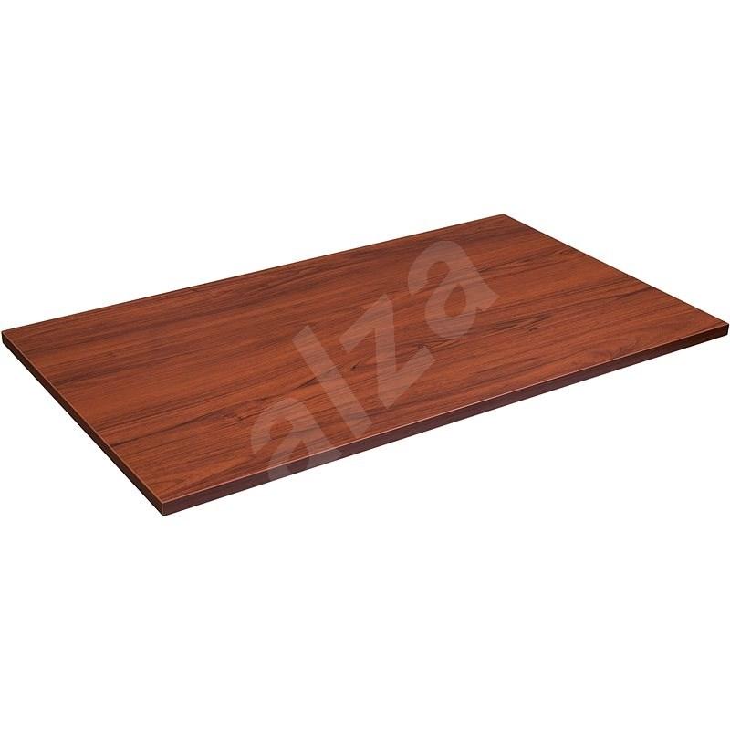 AlzaErgo TTE-01 140x80cm braunes Furnier - Tischplatte