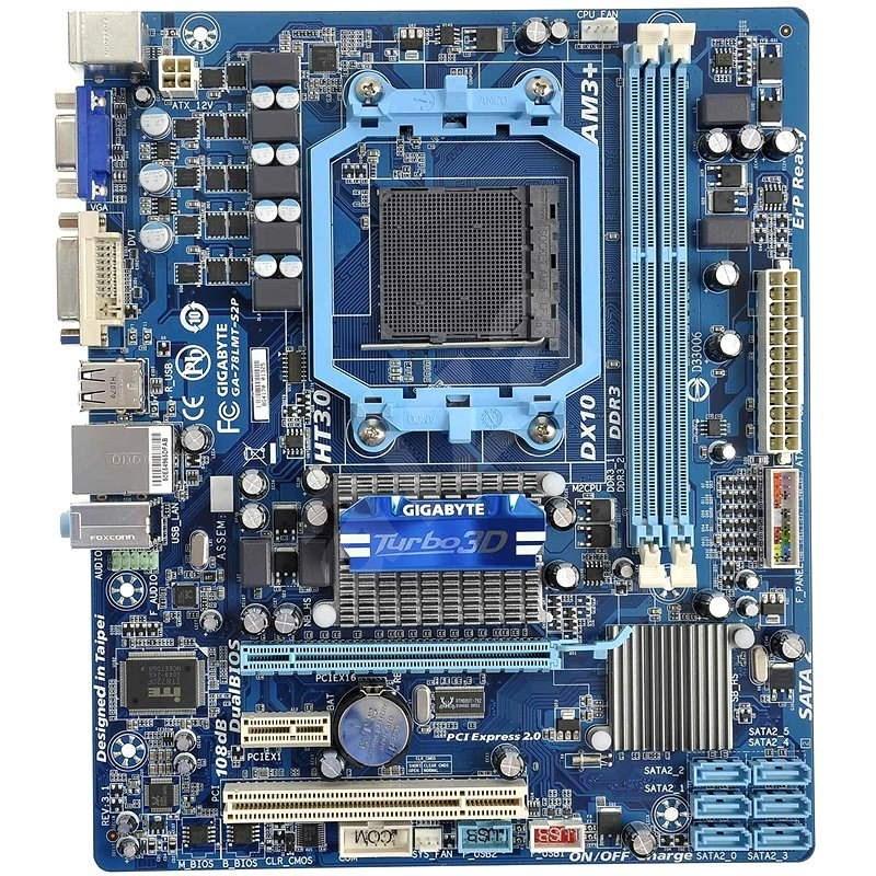 GIGABYTE 78LMT-S2P - Motherboard