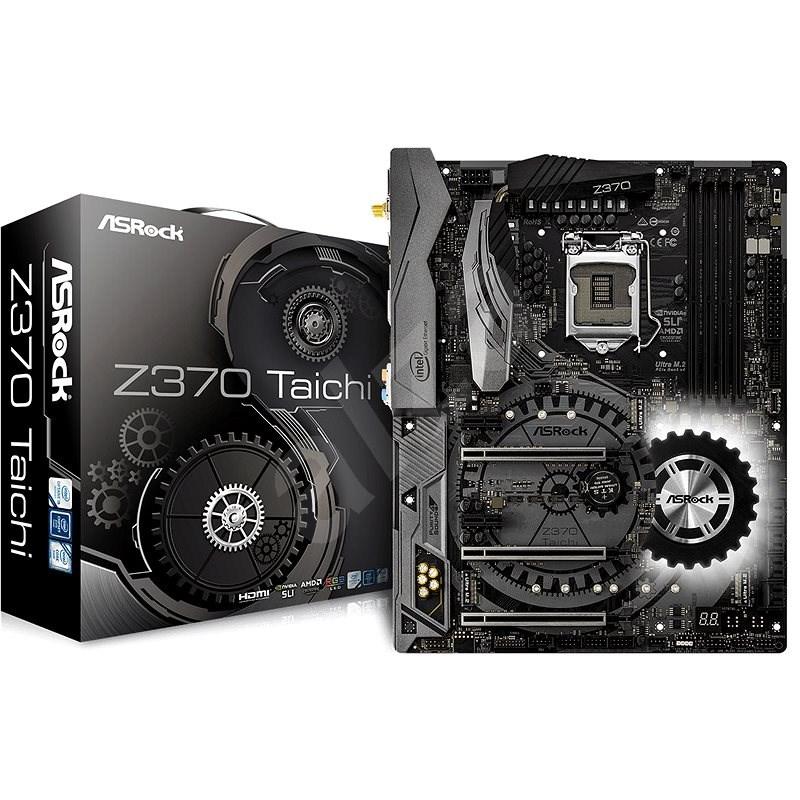 ASROCK Z370 Taichi - Motherboard