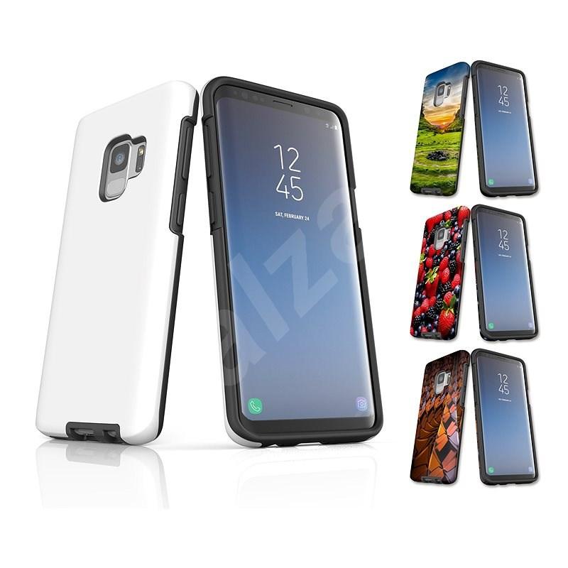 Skinzone besitzt das stylische Tough Cover für das SAMSUNG G960 Galaxy S9 - Schutzhüllen MyStyle