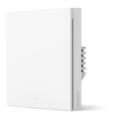 AQARA Smart Wall Switch H1(With Neutral, Single Rocker) - Einzelschalter - Schalter