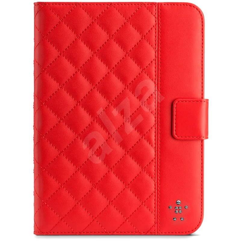Belkin Steppbezug rot - Tablet-Hülle