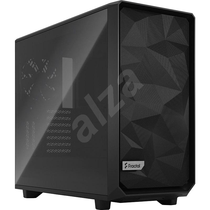 Fractal Design Meshify 2 Black TG Light - PC-Gehäuse