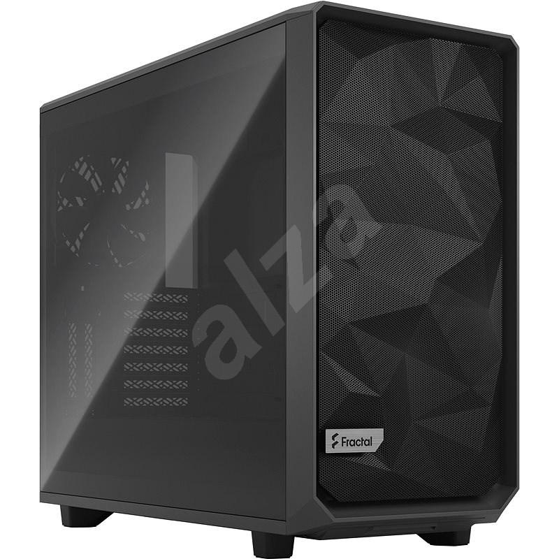 Fractal Design Meshify 2 Gray TG Light - PC-Gehäuse